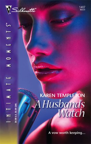 A Husband's Watch (The Men of Mayes County, #6)