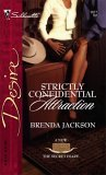 Strictly Confidential Attraction (Texas Cattleman's Club: The Secret Diary)