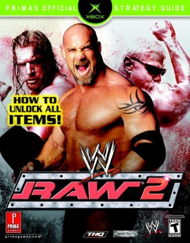 WWE Raw 2 by Bryan Stratton