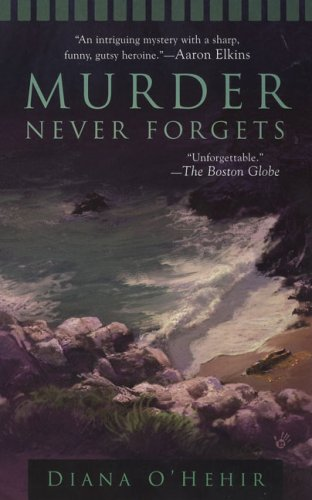 Murder Never Forgets (Carla Day #1)