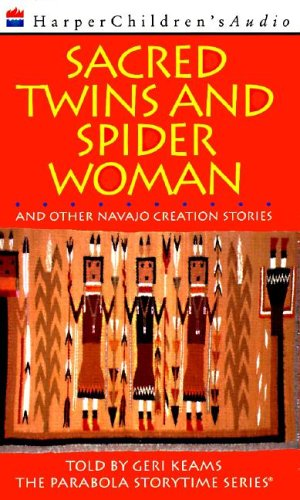 Sacred Twins and Spider Woman Audio