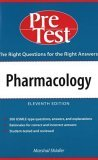Pharmacology: Pretest Self-Assessment & Review