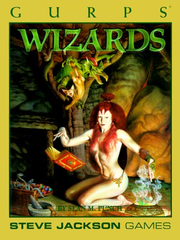 GURPS Wizards (GURPS Third Edition)