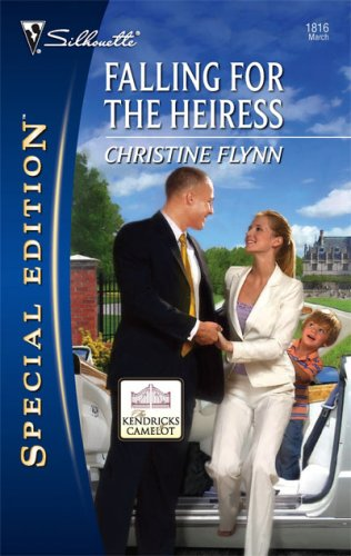 Falling For The Heiress (Silhoutte Special Edition #1816)