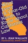 What Every 18-Year-Old Needs to Know about California Law
