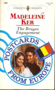 The Bruges Engagement (Postcards From Europe) (Postcards from Europe #5)