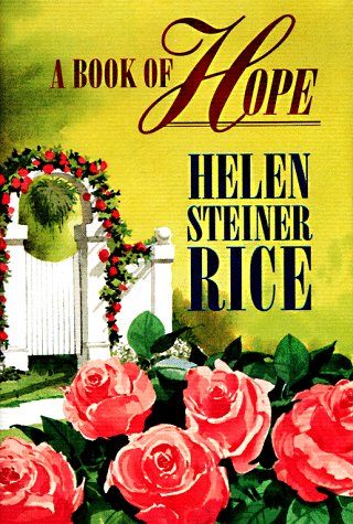 A Book of Hope by Helen Steiner Rice