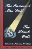 The Innocent Mrs. Duff / The Blank Wall (Two Novels Of Suspense)