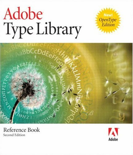 The Adobe Type Library Reference Book