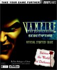 Vampire: The Masquerade-Redemption Official Strategy Guide (Official Guide)