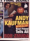 Andy Kaufman Revealed! by Bob Zmuda