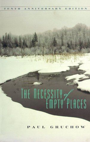 The Necessity of Empty Places