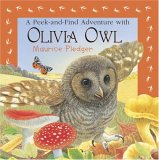 A Peek-and-Find Adventure with Olivia Owl