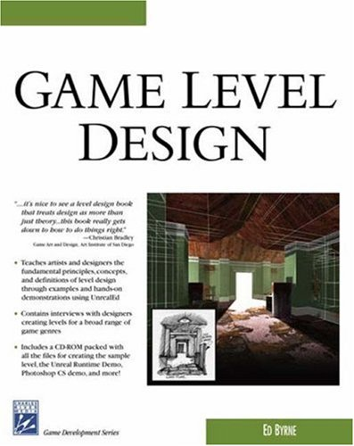 Game Level Design [With CD-ROM]