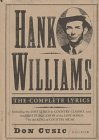 The Complete Lyrics by Hank Williams