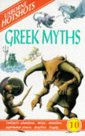 Greek Myths by Judy Tatchell
