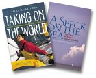 MacArthur/Longyard Greatest Ocean Voyages Two Book-Bundle (Taking on the World, A Speck in the Sea)
