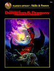 Player's Option: Skills & Powers (Advanced Dungeons & Dragons Rulebook, 2154)