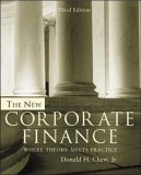 The New Corporate Finance: Where Theory Meets Practice