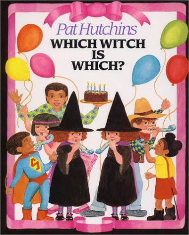 Which Witch Is Which? by Pat Hutchins