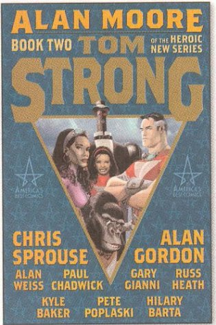 Tom Strong, Book 2 by Alan Moore