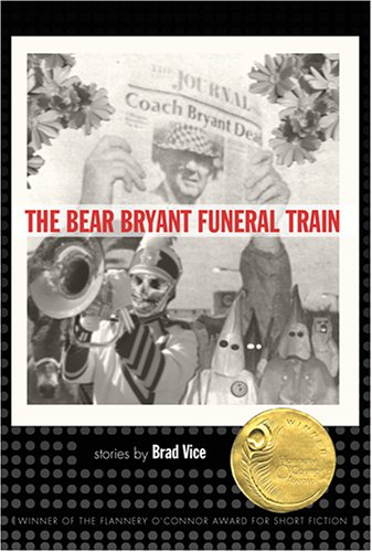 The Bear Bryant Funeral Train by Brad Vice