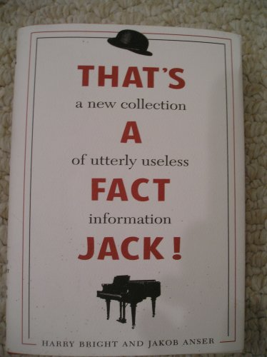 That's a Fact Jack!