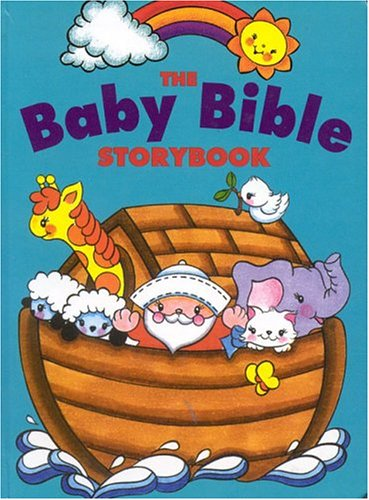 The Baby Bible Storybook