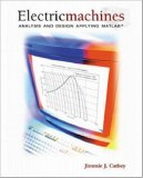 Electric Machines: Analysis And Design Applying Matlab