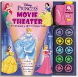 Disney Princess Movie Theater with Other