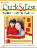 More Quick & Easy Scrapbook Pages