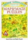 Map and Maze Puzzles