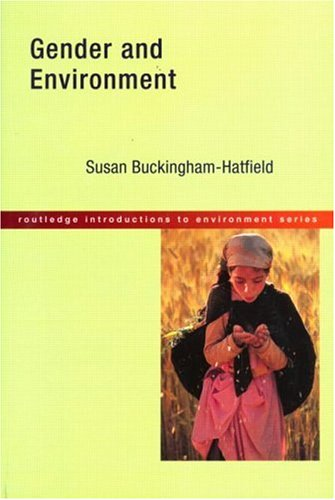 Gender and Environment by Susan Buckingham-Hatfield