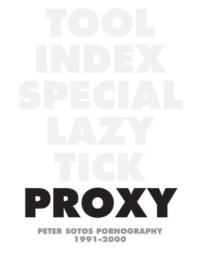Proxy by Peter Sotos