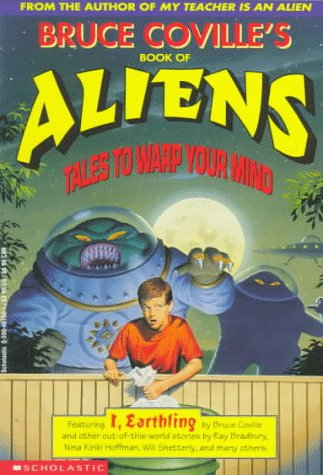 Bruce Coville's Book of Aliens by Bruce Coville