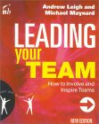 Leading Your Team: How to Involve and Inspire Teams