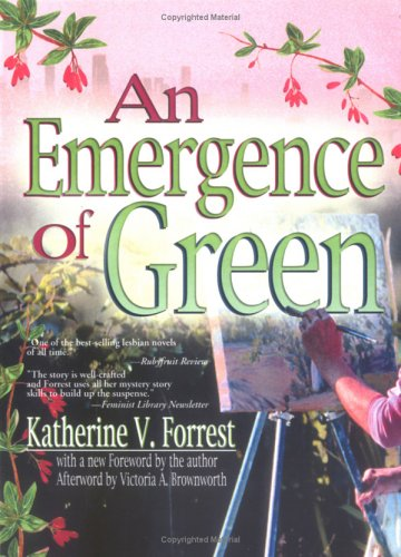 An Emergence of Green by Katherine V. Forrest