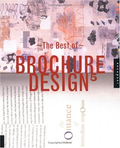 The Best of Brochure Design 5 by Rockport Publishers
