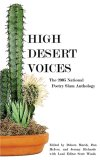 High Desert Voices: The 2005 National Poetry Slam Anthology