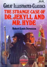 The Strange Case of Dr. Jekyll and Mr. Hyde by Mitsu Yamamoto