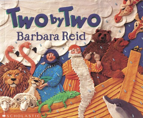 Two by Two by Barbara Reid