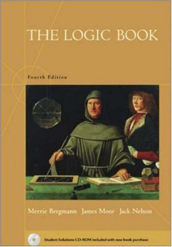 The Logic Book With Student Solutions Cd Rom