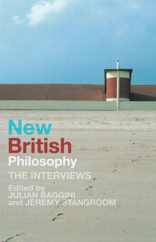 New British Philosophy by Julian Baggini