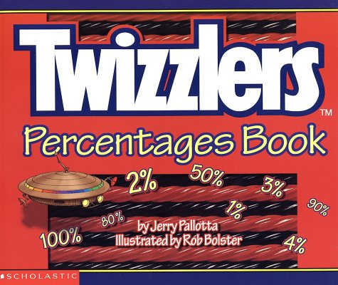 Twizzlers Percentages Book