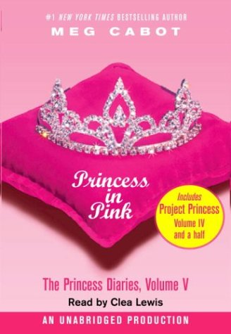 Princess in Pink / Project Princess by Meg Cabot