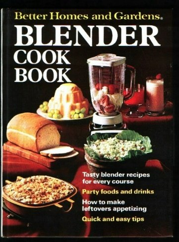Blender Cook Book By Joyce Trollope Reviews Discussion