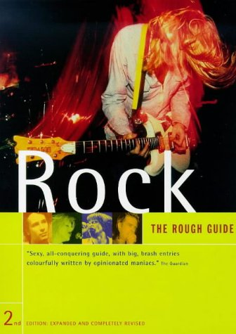 The Rough Guide to Rock, 2nd Edition