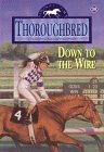 Down to the Wire (Thoroughbred #38)