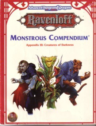 ravenloft creatures of darkness pdf