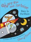 Hare and Tortoise Race to the Moon
